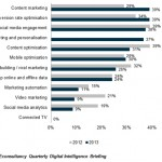Digitale Trends 2013 - Adobe Studie