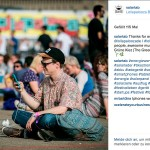 Instagram Green Marketing Mix User generated Content Solartab
