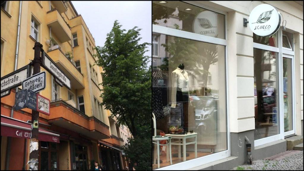 Eco-Fashion, vegane Mode, Fairtrade Mode, Öko-Mode, Berlin, Loveco