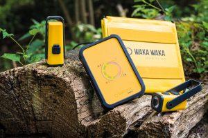 Nachhaltig Investieren Crowdfunding WakaWaka Base