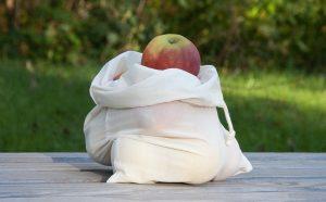 nachhaltig investieren Naturtasche
