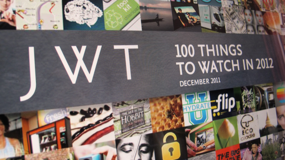 JWT (NYC) Top-Trends 2012