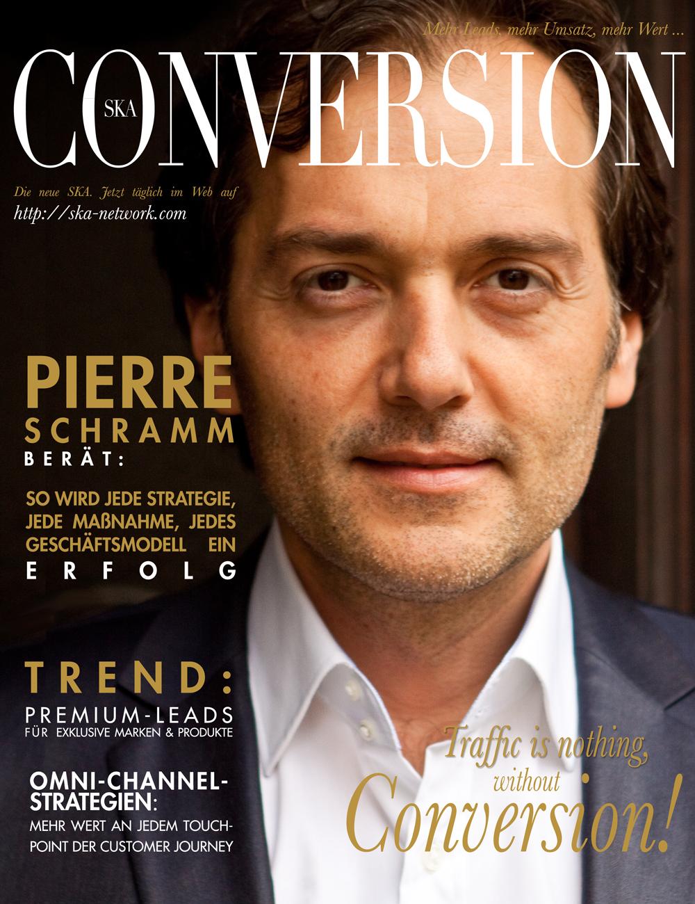 SKA Network CEO Pierre Schramm