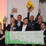 Green Alley Arward Gewinner 2014