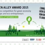Green Alley Award 2015
