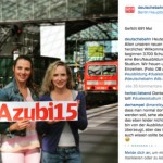 Instagram Green Marketing #Hashtag #DBAzubi15