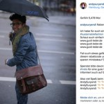 Instagram Green Marketing Influencer Sustainable Fashion