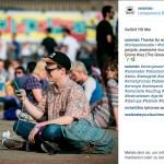 Instagram Green Marketing Mix User generated Content Solartab