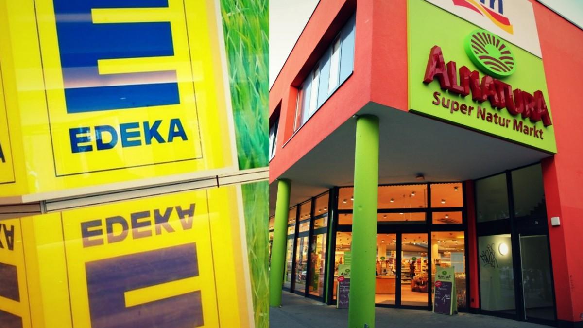 Neu im Edeka Angebot: Alnatura & das neue Edeka-Branding